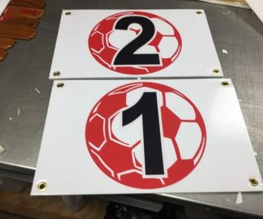 Coroplast Printed Signs