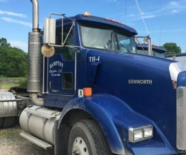 Truck Sign Decals